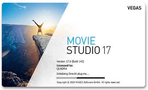 MAGIX VEGAS Movie Studio Platinum 17.0.0.143 With Crack [Latest]