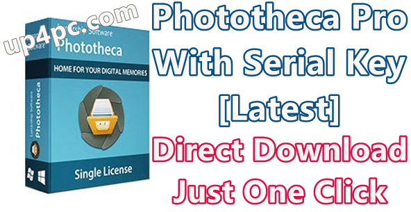 Phototheca Pro 2020.12.5.2699 Serial Key