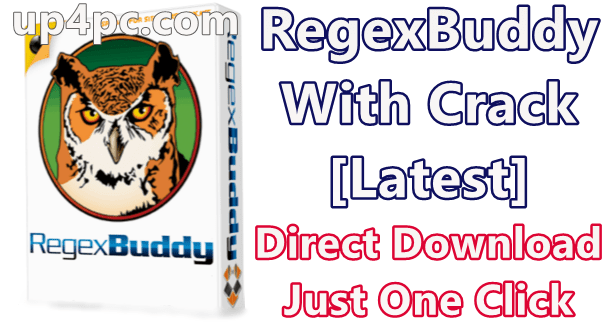 RegexBuddy 4.10 With Crack [Latest]