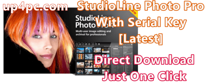 Studioline Photo Pro 4.2.50 With Serial Key [Latest]