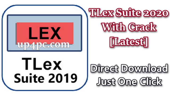 TLex Suite 2020 v11.1.0.2640 With Crack [Latest]