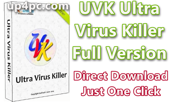 UVK Ultra Virus Killer 10.14.4.0 Full Version 2020 [Latest]