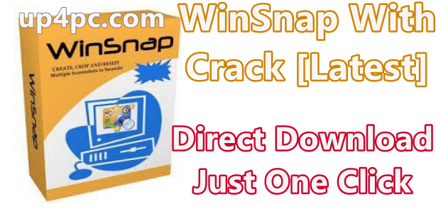 WinSnap 5.1.7 With Crack [Latest]