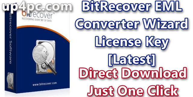 BitRecover EML Converter Wizard 8.4 With License Key [Latest]
