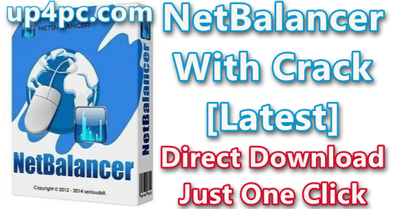 NetBalancer 9.14.5.2235 With Crack [Latest]