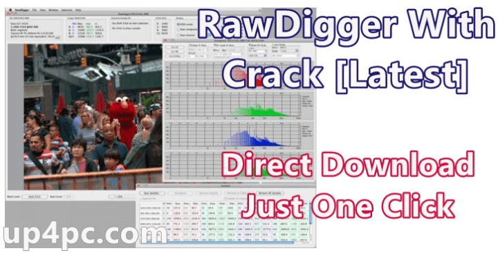 RawDigger 1.4.0.670 With Crack [Latest]