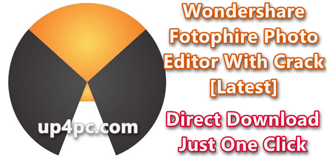 Wondershare Fotophire Photo Editor 1.8.6716.18541 With Crack [Latest]