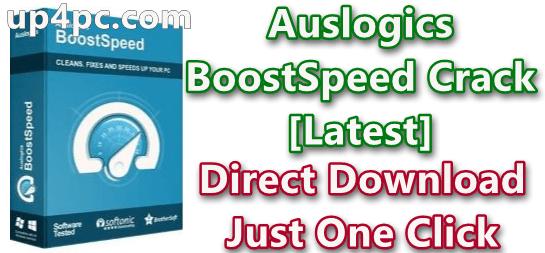 Auslogics BoostSpeed 11.4.0.3 With Crack [Latest]