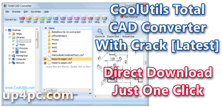 Coolutils Total Cad Converter 3.1.0.172 With Crack [Latest]