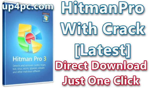 HitmanPro 3.8.18 Build 312 With Crack [Latest]