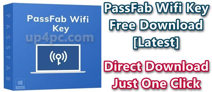 PassFab Wifi Key 1.2.0.1 Free Download [Latest]