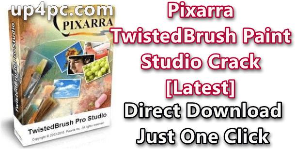 Pixarra TwistedBrush Paint Studio 3.02 With Crack [Latest]