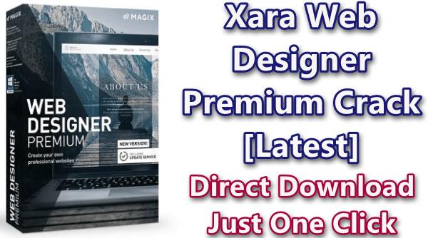 Xara Web Designer Premium 17.0.0.58775 With Crack [Latest]