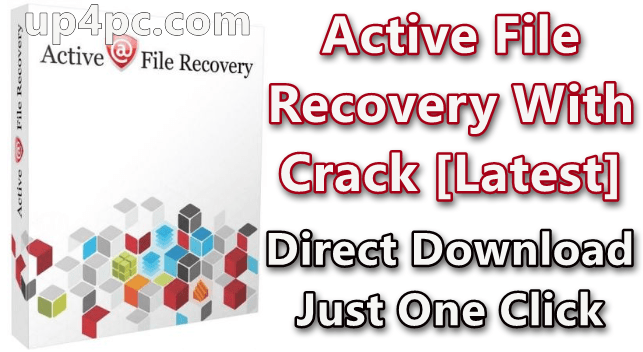 Active File Recovery 20.0 With Crack [Latest]