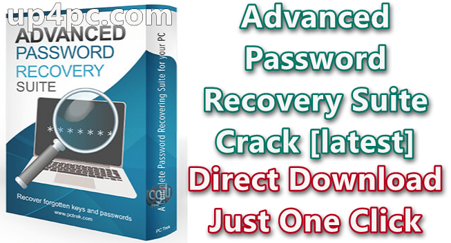 Advanced Password Recovery Suite License Key 2021 Full Version
