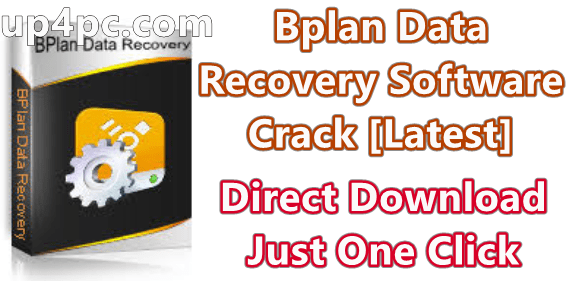 Bplan Data Recovery Software 2.68 With Crack [Latest]