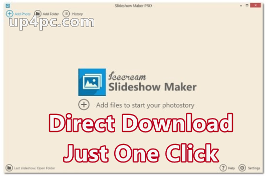 Icecream Slideshow Maker Pro Crack Free Download v4.0 [Latest]