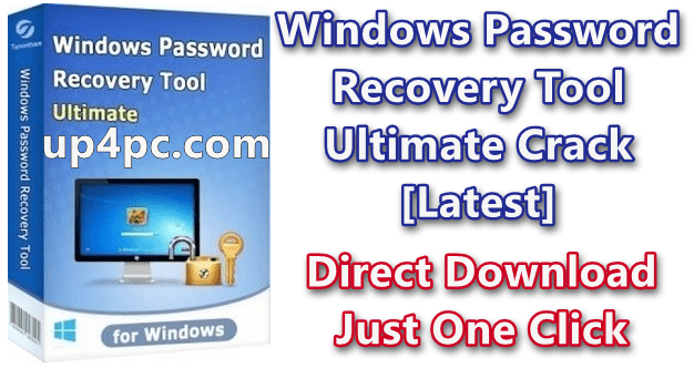 Windows Password Recovery Tool Ultimate 7.1.2.3 With Crack [Latest]