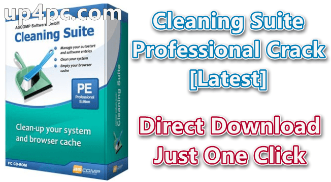 Cleaning Suite Professional 4.000 With Crack Download [Latest]