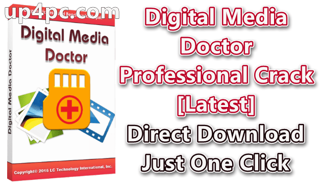Digital Media Doctor Professional 3.2.0.3 With Crack Download [Latest]
