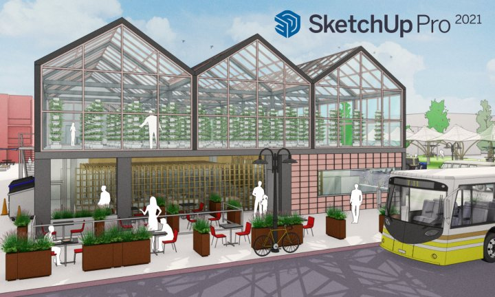 Sketchup Pro 2021 Crack Patch Free Download