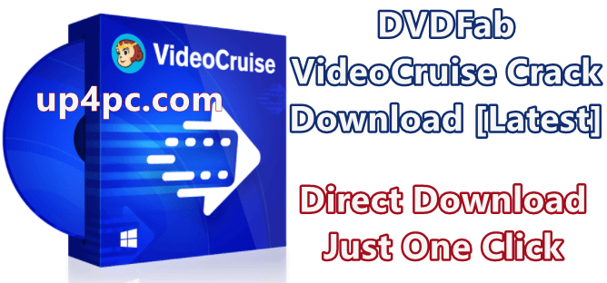 DVDFab VideoCruise 1.6.3.23 With Crack Download [Latest]