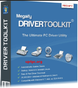 Driver Toolkit 8.6 Crack & License Key Free Download2020