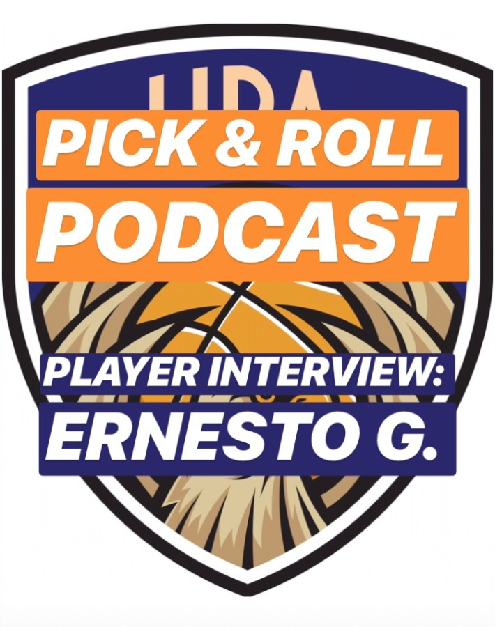 Pick & Roll Podcast | Player Interview: Ernesto G.