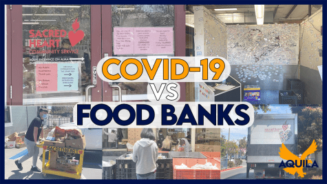 San Jose Sacred Heart food bank persists operations during COVID-19