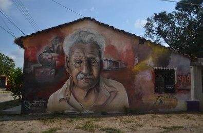 Murales de Unión Hidalgo