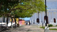 Plaza de Suchitoto