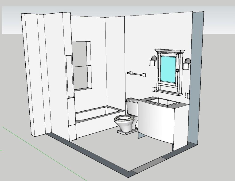 medium resolution of 3d bath layout