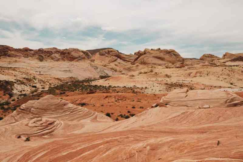 valley of fire hikes