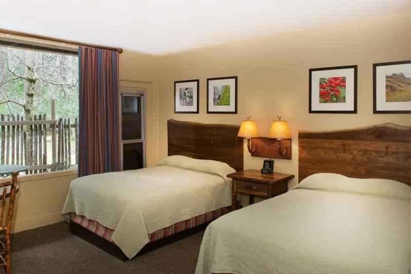 Yosemite Park hotels - Yosemite Valley Lodge