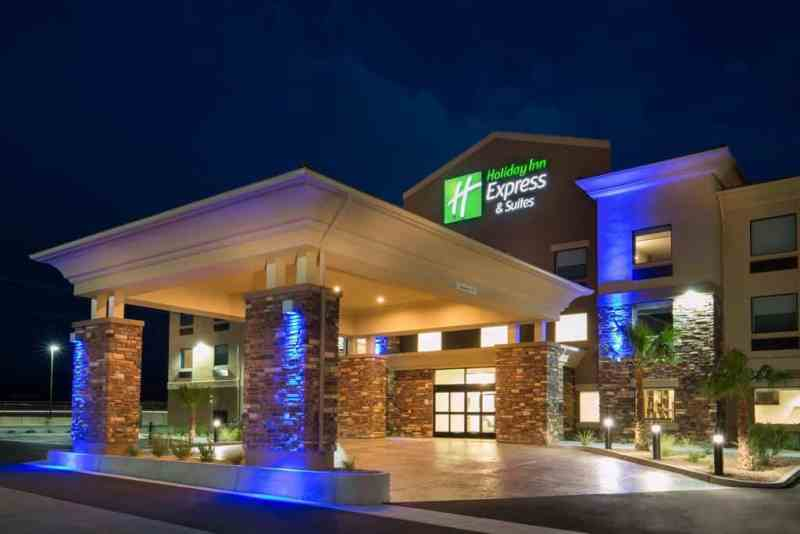 Places to stay near Death Valley - Holiday Inn Express