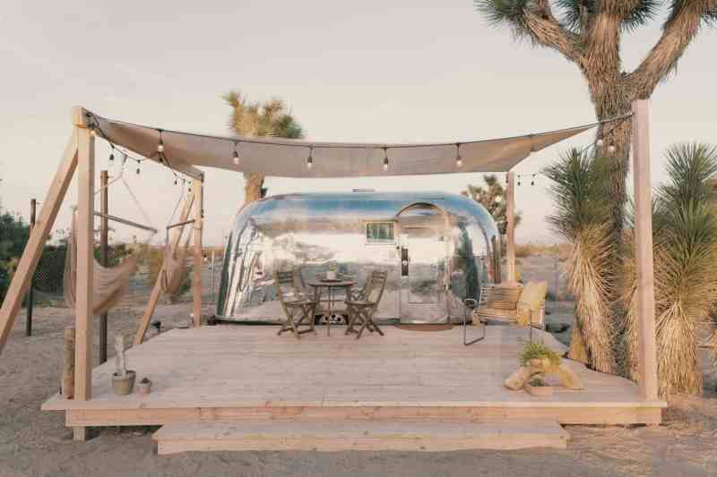 joshua tree airstream rentals
