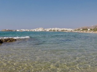 Naxos City Beach, Naxos