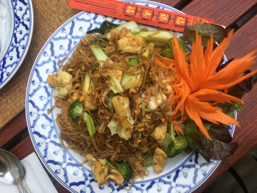 Pad See Yuh from Sisaket , one of the best Asian restaurants in Berlin
