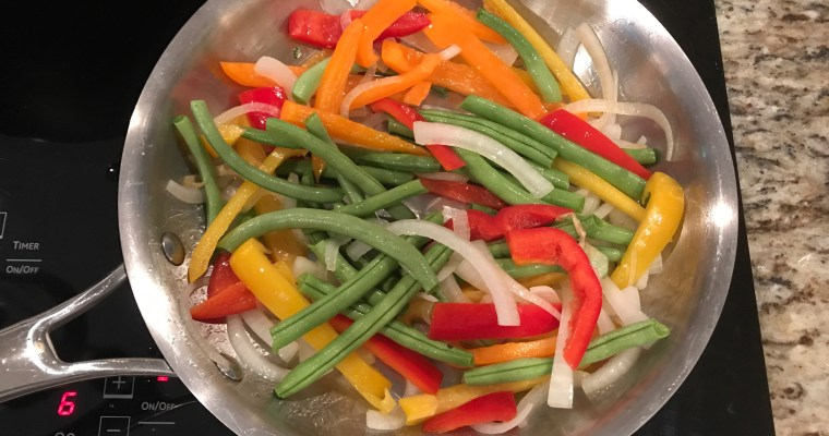 Whole30, Day 19: Stir fry saved me