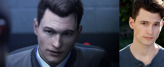 Connor detroit become human bryan dechart detroit: become a human