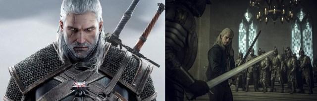 Geralt of Rivia (Henry Cavill)