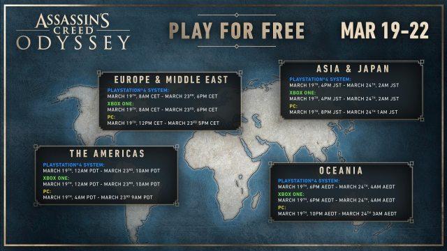 Play for free assassins creed odyssey jogue gratis