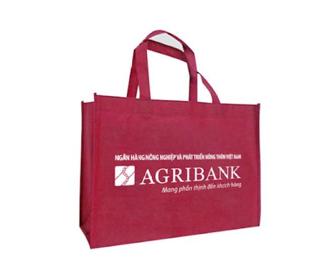 Vải không dệt mau gia công – Agribank