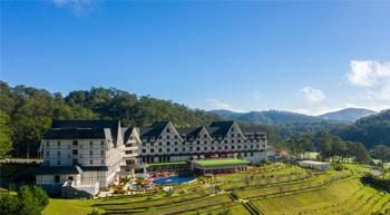 Khách sạn 4 sao quốc tế Swiss Bel Đà Lạt