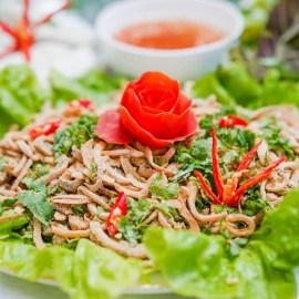 Nem Sơn Tinh- Thủy Tinh- đặc sản Hạ Long Quảng Ninh