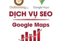 Dịch vụ SEO từ khóa hiển thị bản đồ lên top Google Map