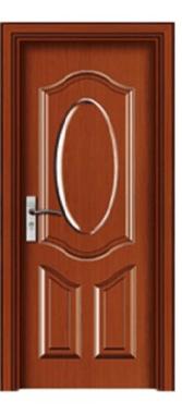 Cửa gỗ tự nhiên Solitek Deluxe DE201