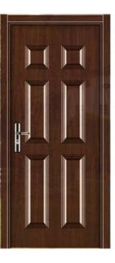 Cửa gỗ tự nhiên Solitek Deluxe DE101