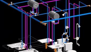 Xưởng thiết kế điện nước