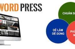 Thiết kế website và thiết kế web WordPress